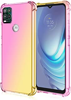 EasyLifeGo for Motorola Moto G Stylus 5G Case Slim Shock Absorption Flexible TPU Soft Edge Bumper with Reinforced Corners ...