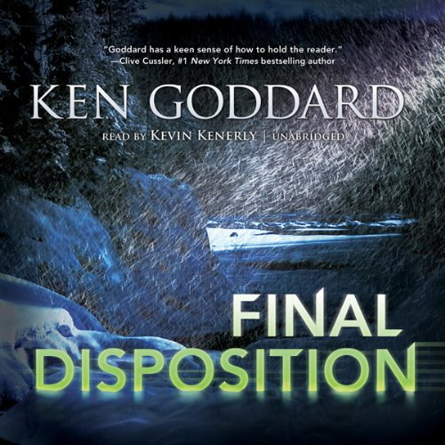 Final Disposition audiobook cover art