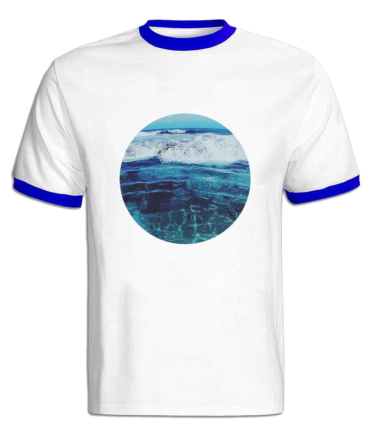 AGHH Ocean Tee Shirts for Man
