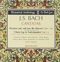 BACH/ CANTATAS BWV 140 & 4