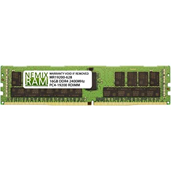 Arch Memory Replacement for Dell SNPDFK3YC//16G AA138422 16 GB 288-Pin DDR4 ECC RDIMM Server RAM for PowerEdge C4140
