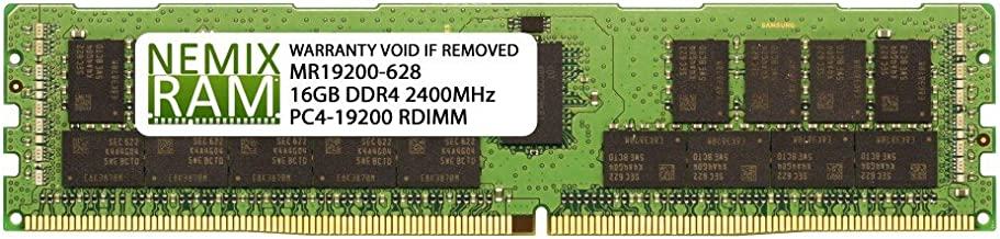 Dell 16GB 2Rx8 DDR4-2400MHz RDIMM Memory Upgrade DELL PowerEdge R730 Server [PN: SNPHNDJ7C/16G]