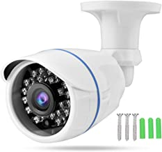 Security Camera Outdoor, Outdoor Security Camera 720P with Installation Package for Outdoor for Home(NTSC System)