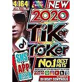 洋楽DVD 4枚組 ALLフルPV TikTok超超最先端流行曲完全マスター New 2020 Tiker Toker No.1 Best Hits - DJ Beat Controls 4DVD 2020年調最新 TikTok超最先端人気曲ベスト