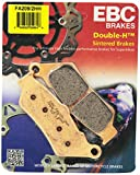 EBC Brakes FA209/2HH Disc Brake Pad Set