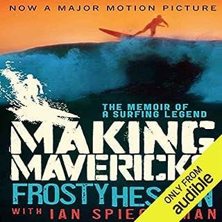 Making Mavericks cover art