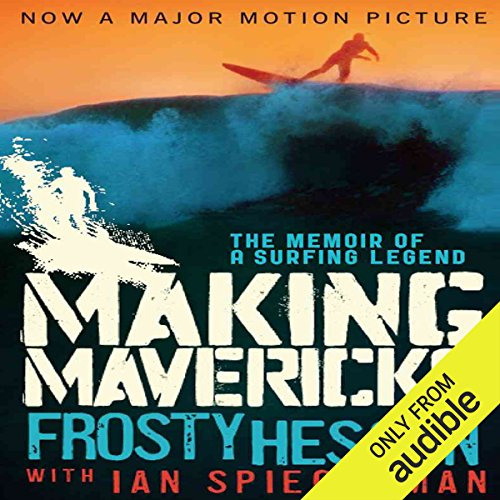 Making Mavericks audiobook cover art