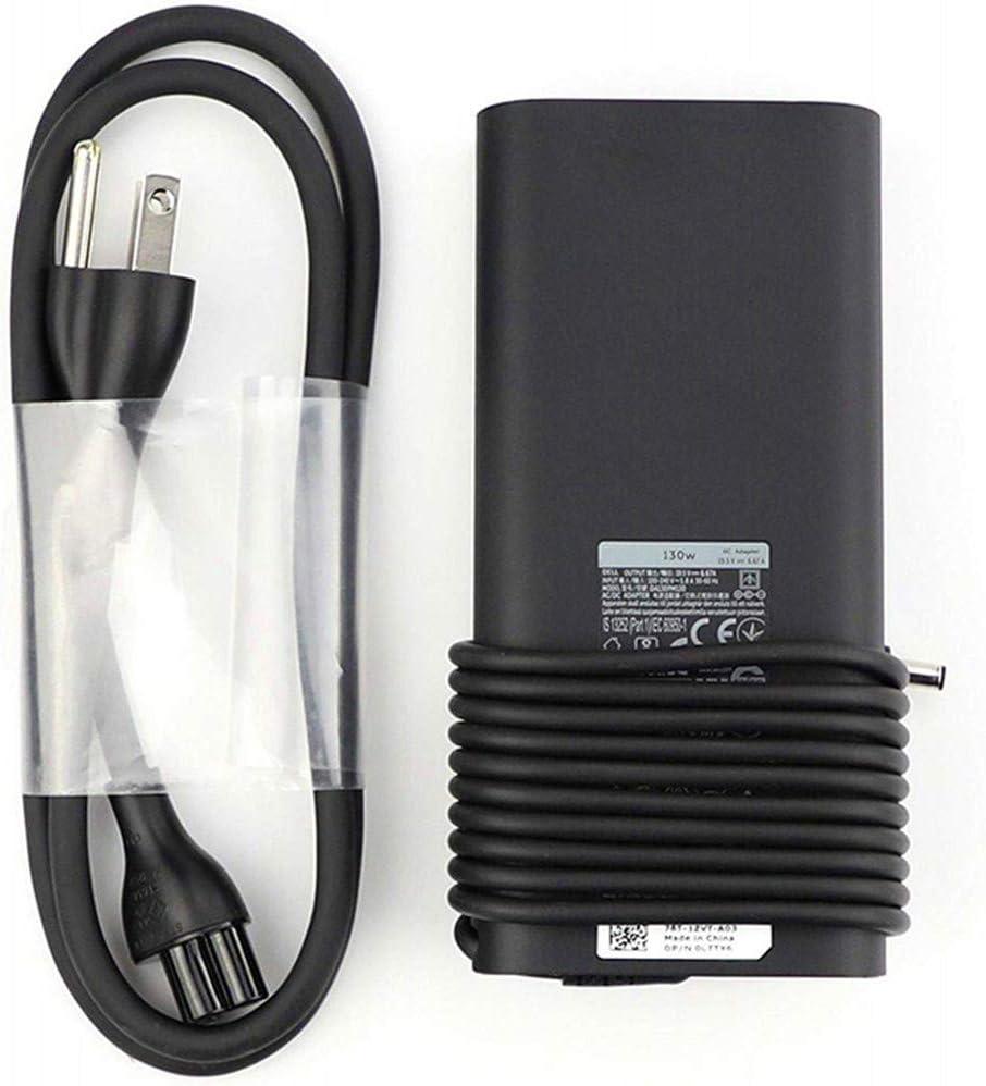 New 130W(watt) Tip 4.5mm Slim Power AC Adapter for dell XPS 15 9