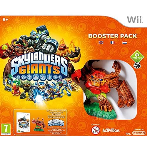 Activision Skylanders: Giants - Booster Pack, Wii