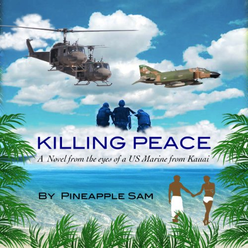 Killing Peace audiobook cover art