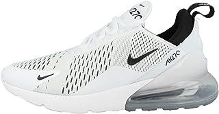 womens Nike Women's Air Max 270 White/Black Ah6789-100