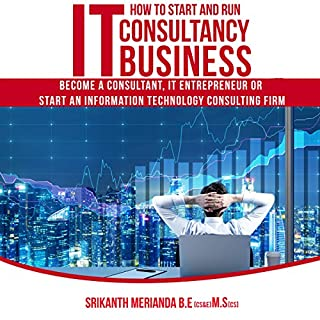 How to Start and Run IT Consultancy Business cover art