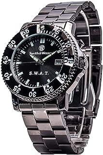 Men's SWW-45M S.W.A.T. Black Metal Strap Watch