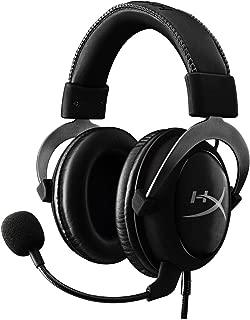 HyperX Cloud II Gaming Headset for PC,Xbox One,PS4 - Gun Metal (KHX-HSCP-GM)