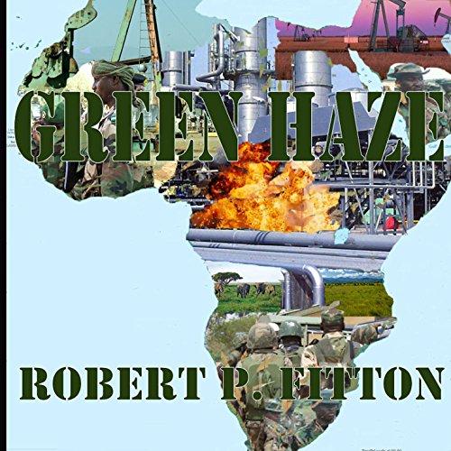 Green Haze audiobook cover art
