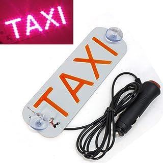 Suchergebnis Auf Für Taxi Schild Für Auto