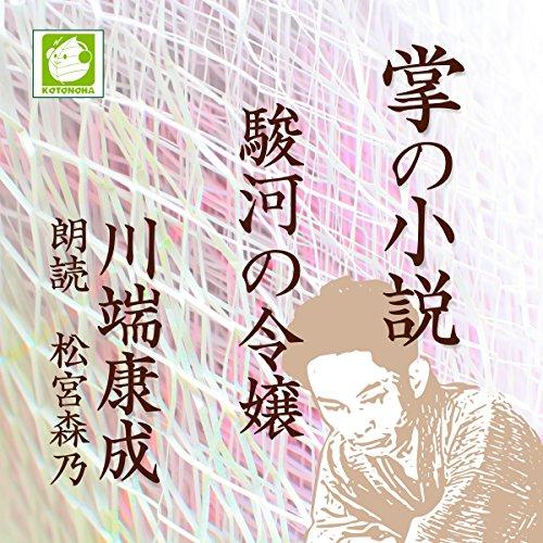 『駿河の令嬢』のカバーアート