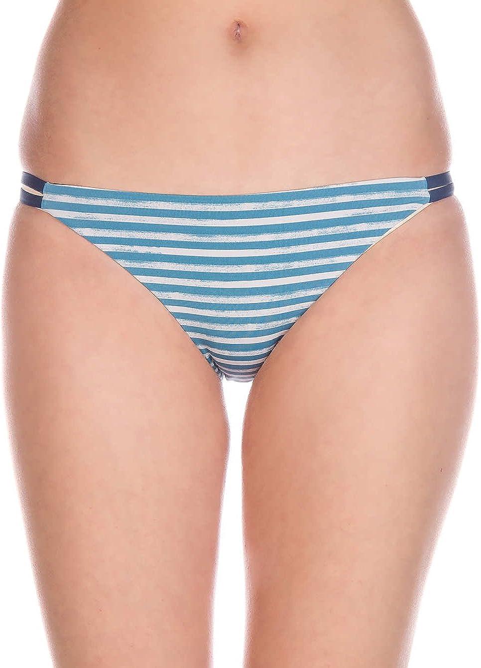 Hurley womens Quick Dry Compression Printed Bikini Surf Bottom