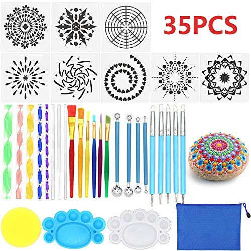 Opaltool Mandala Dotting Tools, ...