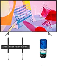 "Samsung QN65Q60TA 65"" Ultra High Definition 4K Quantum HDR Smart QLED TV with a Walts TV Large/Extra Large Tilt Mount for ..."