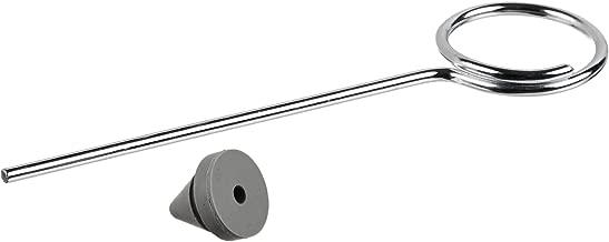 Ives Commercial SR64BG Door Silencer for Metal Frame, Rubber, 100 per Bag