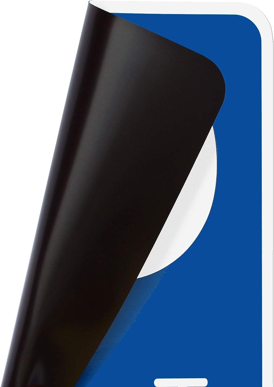 Resistente a la Intemperie Placa magn/ética para Aparcamiento para Patinete el/éctrico con Pictograma el/éctrico Adecuada para Interior y Exterior