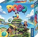 Kosmos 697945 Dodo - Rettet das Wackel-Ei, rasantes Brettspiel für Kinder ab 6 Jahre, für 2 - 4 Personen, lustiges Gesellschaftsspiel für die ganze Familie mit einfachen Regeln