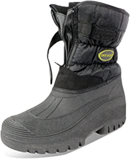 Dirt Boot All-Weather Winter Waterproof Snow Muck Fishing Yard Boots