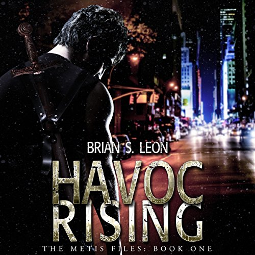Havoc Rising audiobook cover art