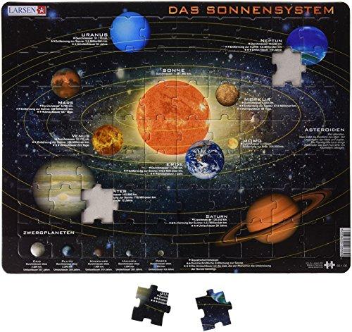 Larsen - Das Sonnensystem