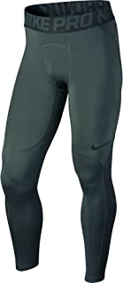 Mens Pro HyperWarm Tights (Vintage Green/Volt, M)