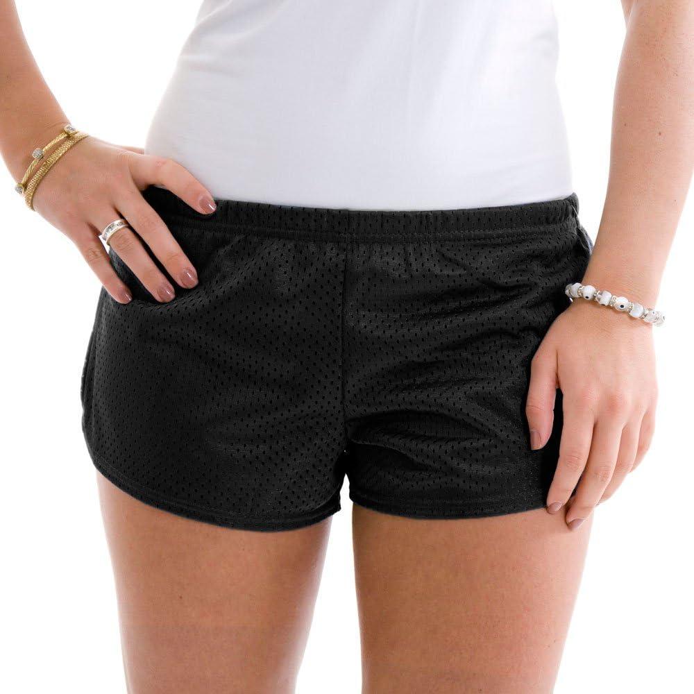 Soffe safety Women's Mesh Teeny Tiny Selling Short