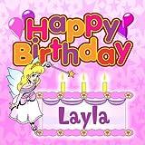 Happy Birthday Layla
