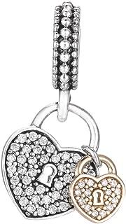 Pandora Women Silver Bead Charm - 791807CZ