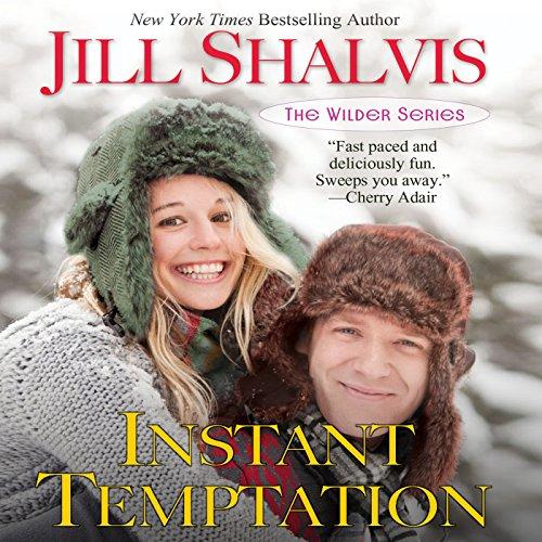 Instant Temptation audiobook cover art
