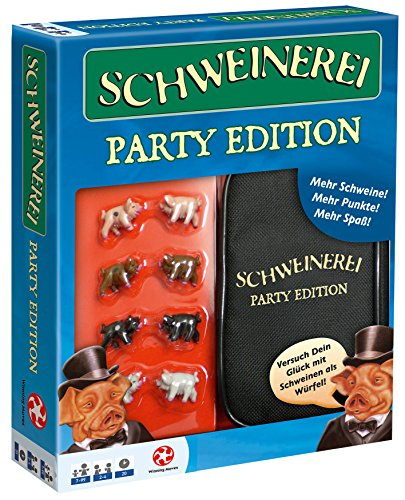 Winning Moves 50148 - Schweinerei Party Edition