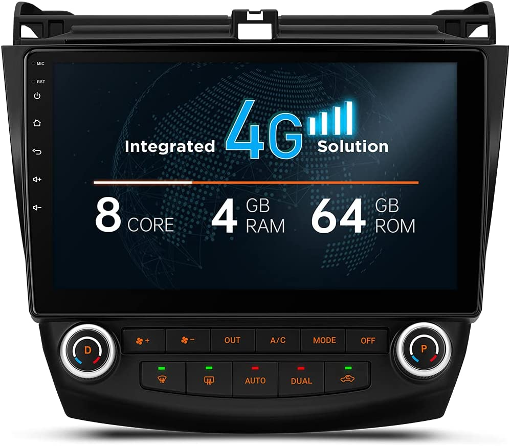 Low price XTRONS cheap Android 10 Car Stereo 10.1 Inch HD Touch Scree Capacitive