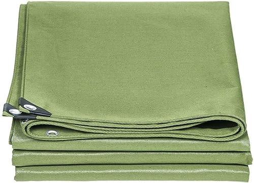 Yunyisujiao Toile de Prougeection Contre la bache réversible, Vert, 600g   m2 (Couleur   3×3M)