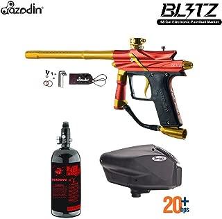 MAddog Azodin Blitz 3 HPA Paintball Gun Package