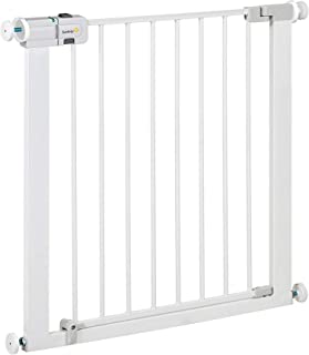 Safety 1st Easy Close - Puerta de seguridad de metal para ni