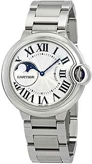 Cartier Ballon Bleu de Cartier Moonphase Automatic Ladies Watch WSBB0021