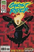 Ghost Rider (Vol. 2) Annual #2 VF ; Marvel comic book