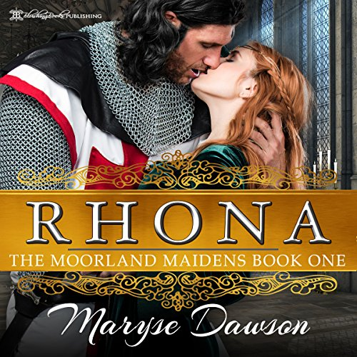 Rhona audiobook cover art
