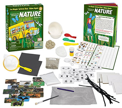 Product Image of the The Magic School Bus Rides Again Exploring the Wonders of Nature