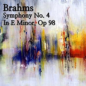 Brahms Symphony No. 4 In E Minor, Op 98