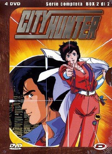 City Hunter Stagione 01 Volume 02 [Import]