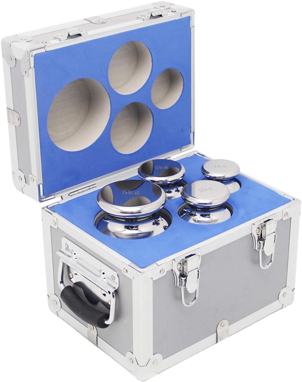 BAOSHISHAN Class M1 Balance Scale Calibration Weight 爆売りセール開催中 Kit ラッピング無料 Set 1KG