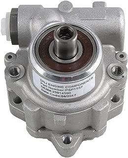 DNJ WP3171 Water Pump for 2005-2008 // Cadillac LS3 // VIN U CTS VIN W Chevrolet L77 6.2L // OHV // V8 // 16V // 364cid 376cid // L76 VIN Y G8 // 6.0L Pontiac//Corvette