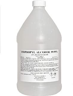 Isopropyl Alcohol 99.99% ACS Reagent - 1 Gallon