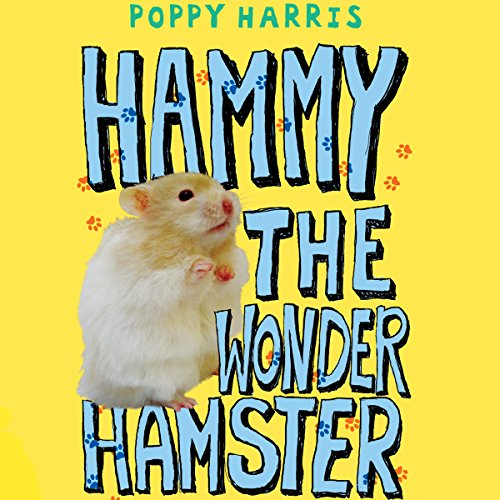 Hammy the Wonder Hamster cover art